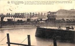 Zeebrugge - Intrepid Iphigenir Sous-marins (Edit. J. Revyn 1919) - Zeebrugge