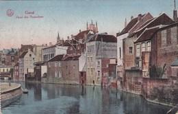 Gent, Gand, Quai Des Tonneliers (pk56321) - Gent