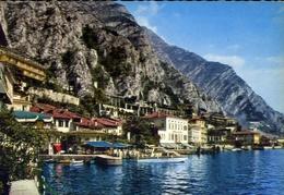 Limone - Lago Di Garda - 151 - Formato Grande Viaggiata – E 10 - Brescia