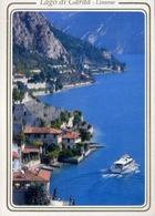 Limone - Lago Di Garda - 2111 - Formato Grande Viaggiata – E 10 - Brescia