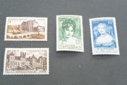 K19076- Stamps MNH France 1950 - - Frankreich
