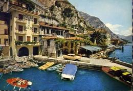 Limone - Lago Di Garda - 2118 - Formato Grande Viaggiata – E 10 - Brescia