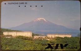 Telefonkarte Japan - Landschaft - 110-011 - Japan