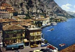 Limone - Lago Di Garda - 2119 - Formato Grande Viaggiata – E 10 - Brescia