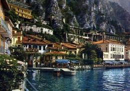 Limone - Lago Di Garda - 2133 - Formato Grande Non Viaggiata – E 10 - Brescia