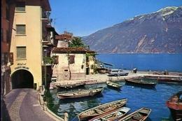 Limone - Lago Di Garda - 2174 - Formato Grande Non Viaggiata – E 10 - Brescia
