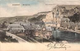 Dinant - Hospice (Série Artistique, Colorisée, 1904) - Dinant