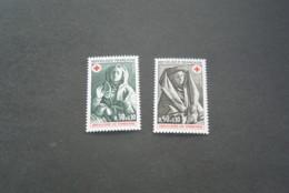 K19013 -set MNh France 1973 - SC. B471-472 - Croix Rouge - Red Cross - Croix-Rouge