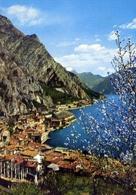 Limone - Lago Di Garda - 308-044 - Formato Grande Viaggiata – E 10 - Brescia