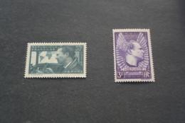 K18892 -set MNh -  France 1937 - SC. 325-326 - Memorial To Mermoz - Ongebruikt