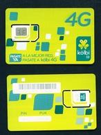 COSTA RICA - 4G SIM Card Mint With Chip - Costa Rica