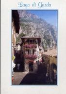 Limone - Lago Di Garda - 79 - Formato Grande Viaggiata – E 10 - Brescia