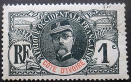 COTE D'IVOIRE N°21 Oblitéré - Gebraucht