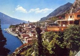 Limone - Lago Di Garda - 9-0816 - Formato Grande Viaggiata – E 10 - Brescia