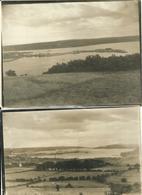 TWO A3 SIZED PHOTOGRAPHS LARNE LOUGH - COUNTY ANTRIM - NORTHERN IRELAND - Antrim / Belfast