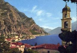 Limone - Panorama - Lago Di Garda - 1117 - Formato Grande Non Viaggiata – E 10 - Brescia