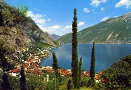 Limone - Panorama - Lago Di Garda - 2143 - Formato Grande Viaggiata – E 10 - Brescia