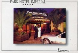 Limone - Park Hotel Imperial - Lago Di Garda - Formato Grande Viaggiata – E 10 - Brescia