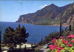 Limone - Vista Dall'hotel Panorama - Lago Di Garda - 9-0448 - Formato Grande Viaggiata – E 10 - Brescia
