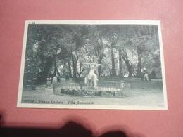 ALBANO  LAZIALE - VILLA COMUNALE - 1931 - Italie