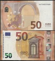 2017-NUEVO BILLETE DE 50 EUROS-SIN CIRCULAR-V007F2- - EURO
