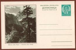 YUGOSLAVIA-SLOVENIA, JELOVEC, 4th EDITION ILLUSTRATED POSTAL CARD - Entiers Postaux