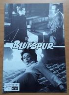 """AUDREY HEPBURN In """"Blutspur (Sidney Sheldon's Bloodline)"""" Mit Romy Schneider ... NFP-Filmprogramm Von 1979 /a30 - Merchandising"""
