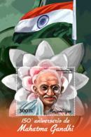 Z08 MOZ190119b Mozambique 2019 Mahatma Gandhi MNH ** Postfrisch - Mosambik