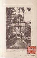 Chateau De Fervacques  1910 - Lisieux