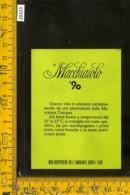 Etichetta Vino Liquore Macchiaiolo '90 - Maremma Toscana - Etichette