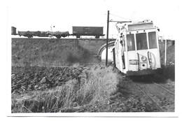 Oorderen - 'T Boomke - Tram - Foto 1961. - Antwerpen