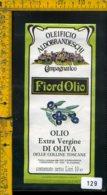 Etichetta Olio Extra Vergine Di Oliva Fior D'Olio Aldobrandeschi-Campagnatico Gr - Etichette