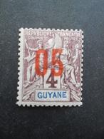 GUYANE FRANCAISE N°67 Neuf ** - Neufs