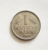 Allemagne. RFA 1 Mark 1950 G - [ 7] 1949-… : FRG - Fed. Rep. Germany