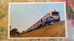 UKRAINE.  KHARKOV / Kharkiv. Pioneer RAILWAY STATION - LA GARE - BAHNHOF 1950s / Train - Estaciones Con Trenes