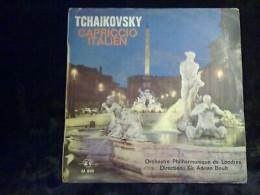 Tchaikovsky: Capriccio Italien/ 45t Guilde Internationale Du Disque M 939-Boult - Classical