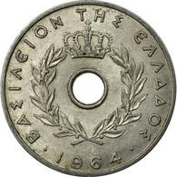 Monnaie, Grèce, 20 Lepta, 1964, TB+, Aluminium, KM:79 - Grèce