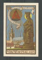 Holy Card. Notre-Dame De Hal - Religion & Esotérisme