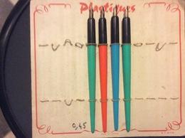 4 PORTE--PLUMES  Sans Marque - Autres Collections