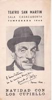 EVA FRANCO-MARIO POCOVI-JAVIER PORTALES-DARIO VITTORI-RUDY CARRIE-MABEL LANDO-ADOLFO LINVEL-CORRADO CORRADI... - BLEUP - Autographs