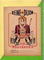 Protege Cahier : Reine Des Moutardes REINE DE DIJON - Protège-cahiers