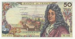 Billet 50 F Racine Du 5-11-1970 FAY 64.17 Alph. W.168 - 1962-1997 ''Francs''