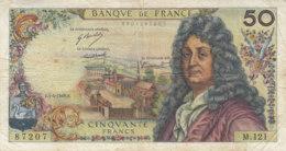 Billet 50 F Racine Du 4-4-1968 FAY 64.11 Alph. M.121 - 1962-1997 ''Francs''