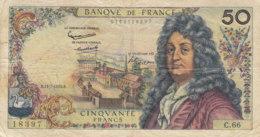 Billet 50 F Racine Du 11-7-1963 FAY 64.06 Alph. C.66 - 1962-1997 ''Francs''
