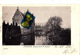 EPPEGHEM, Château De P.- P. Rubens - Zemst