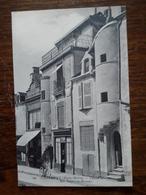 L17/20 Chaumont. Vieilles Maisons. Rue Toupot De Beveaux - Chaumont