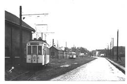 Zandvliet - Statie - Tram - Foto. - Antwerpen