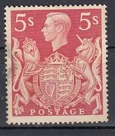 GB 1939 - MiNr: 213    Used - 1902-1951 (Könige)