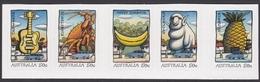 Australia ASC 2474a-2478a 2007 Big Things Peel And Stick, Mint Never Hinged - 2000-09 Elizabeth II