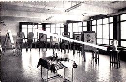 SAINT GHISLAIN - Ecoles Techniques Féminines Du Hainaut - Une Salle De Dessin - Saint-Ghislain